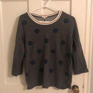 **MAKE AN OFFER** Gap 3/4 length sweatshirt